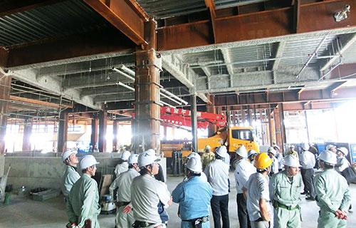 CFT造、旭橋再開発事業、國場組