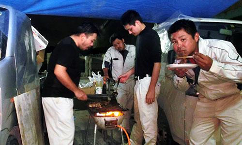 観月会BBQ-那覇工場-