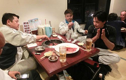 新春 ボウリング&焼き肉